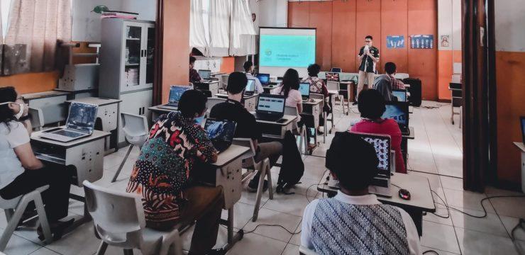 Workshop Pembelajaran Jarak Jauh di Perguruan Advent Setiabudi