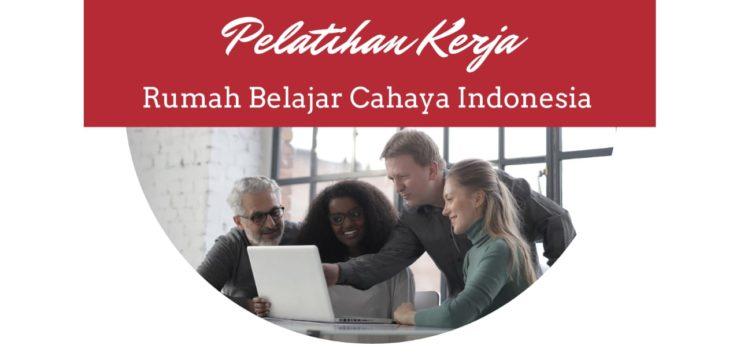 Pembukaan Pelaksanaan Pengabdian Masyarakat Fakultas Teknologi Informasi Universitas Advent Indonesia dalam bentuk Pelatihan Kerja di Rumah Belajar Cahaya Indonesia
